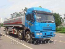 Huanghai DD5310GYY oil tank truck