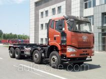 Huanghai DD5310ZXX detachable body garbage truck