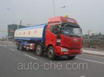 Huanghai DD5312GYY oil tank truck