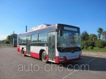 黄海牌DD6109CHEV1型混合动力城市客车