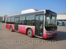 黄海牌DD6109CHEV3N型混合动力城市客车