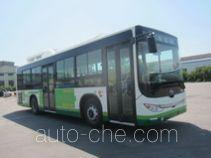 黄海牌DD6109CHEV6N型混合动力城市客车
