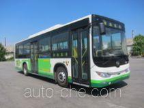 黄海牌DD6109SHEV1N型混合动力城市客车