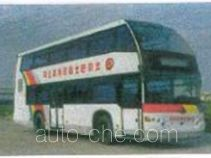 Huanghai double-decker bus