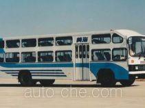 黄海牌DD6111W01型卧铺客车