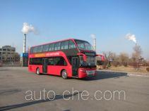 黄海牌DD6119B11型双层城市客车