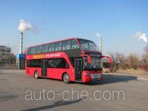 黄海牌DD6119B12DN型双层城市客车