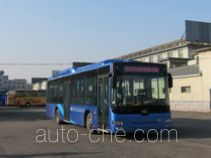 黄海牌DD6129CHEV2型混合动力城市客车