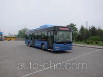 Huanghai DD6129CHEV5N hybrid city bus