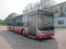 黄海牌DD6129CHEV6N型混合动力城市客车