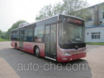Huanghai DD6129CHEV6N hybrid city bus