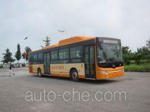 黄海牌DD6129CHEV8N型混合动力城市客车
