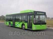 黄海牌DD6129HES11型混合动力城市客车