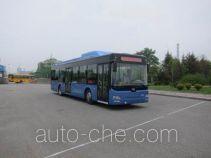 黄海牌DD6129PHEV1N型混合动力城市客车