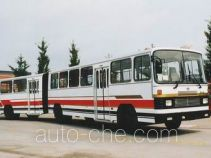 Huanghai articulated bus