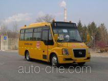 Huanghai DD6690C06FX preschool school bus