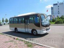 黄海牌DD6751C01F型客车