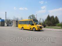 黄海牌DD6760C02FX型小学生专用校车