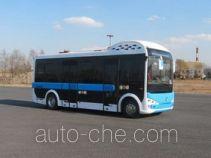 黄海牌DD6762B01N型城市客车