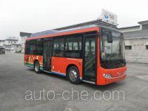 Huanghai DD6851EV1 electric city bus