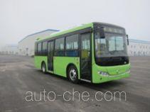 黄海牌DD6851PHEV2型混合动力城市客车