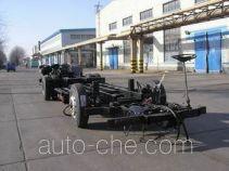 Huanghai DD6890DB25N bus chassis