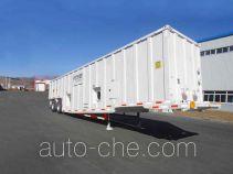 Huanghai DD9190TLC fracturing fluid storage trailer