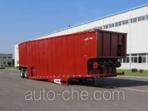Huanghai DD9191TLC fracturing fluid storage trailer