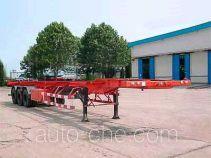 黄海牌DD9371TJZG型集装箱半挂牵引车