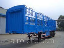 Huanghai DD9380CLX stake trailer