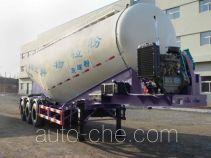 黄海牌DD9400GFL型粉粒物料运输半挂车