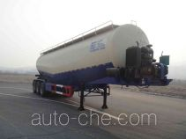 黄海牌DD9400GFL型低密度粉粒物料运输半挂车