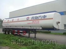 Huanghai DD9400GRY flammable liquid tank trailer