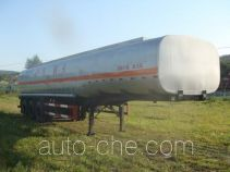 Huanghai DD9401GHY chemical liquid tank trailer