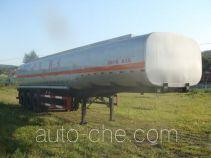 黄海牌DD9401GHY型化工液体运输半挂车
