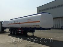 Huanghai DD9401GRY flammable liquid tank trailer