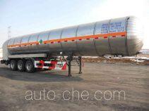Huanghai DD9401GYQ liquefied gas tank trailer