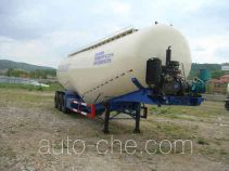 Huanghai DD9404GFL low-density bulk powder transport trailer