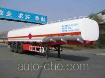 Huanghai DD9404GRY flammable liquid tank trailer