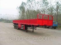 齐鲁中亚牌DEZ9400型半挂车