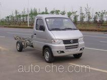 Junfeng DFA1020SJ50Q5 light truck chassis