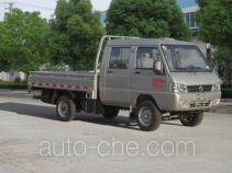 东风牌DFA1030D40QDB-KM型两用燃料轻型载货汽车
