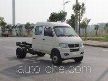 俊风牌DFA1030DJ50Q6型轻型载货汽车底盘