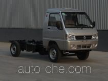 东风牌DFA1030SJ40QDB-KM型两用燃料轻型载货汽车底盘