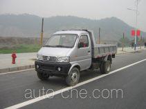 神宇牌DFA2310DA型自卸低速货车