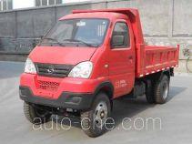神宇牌DFA2315D型自卸低速货车