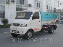 Shenyu DFA2315DQ low speed garbage truck
