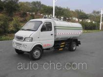 Shenyu DFA2315DQ3 low speed garbage truck