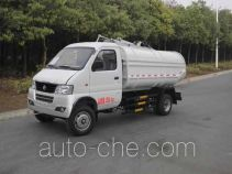 Shenyu DFA2315DQ7 low speed garbage truck