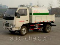 神宇牌DFA2315FT1型吸粪低速货车